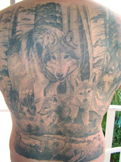 Jason's Wolves