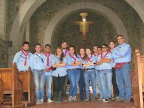 Clan IV Tibayes, Ermita