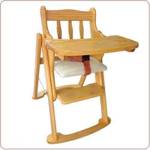 Ghế gỗ ăn bột cho bé VN1.