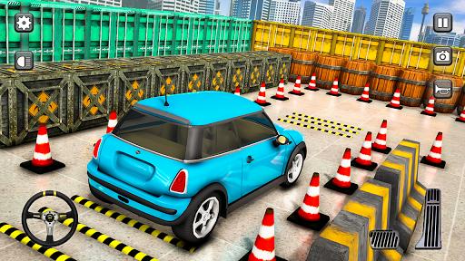 moderne voiture conduire parking tâche 2019  captures d'écran 2
