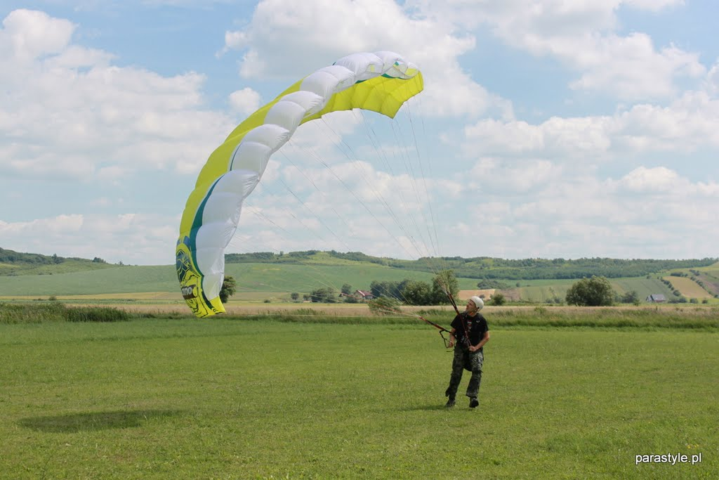 Szkolenia paralotniowe Czerwiec 2012 - IMG_3565.JPG