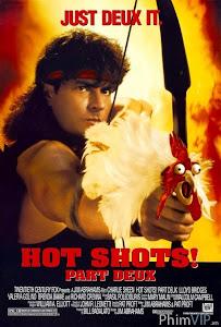 Theo Gót Rambo 2 - Hot Shots Part Deux poster