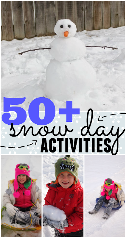 50-snow-day-activities