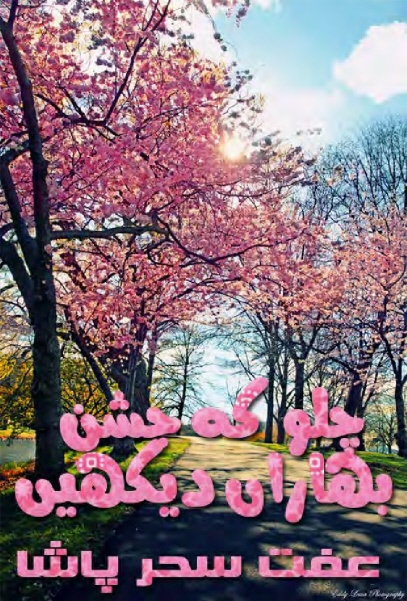 Chalo K Jashan e Baharan Deken  is a very well written complex script novel which depicts normal emotions and behaviour of human like love hate greed power and fear, writen by Iffat Sahar Tahir , Iffat Sahar Tahir is a very famous and popular specialy among female readers