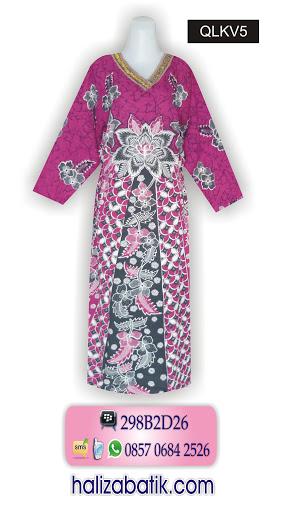 mode baju batik, baju baju batik, busana batik modern