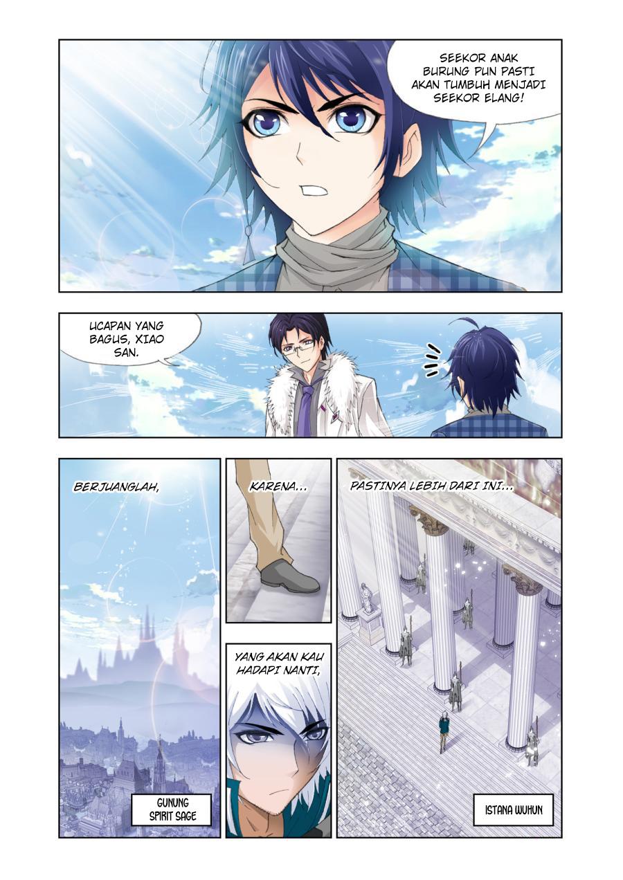 Baca Manga Soul Land Chapter 127 Komik Station