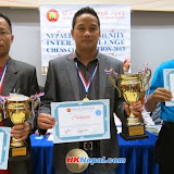 Nepalese Community Inter Challange Chess Competition 2013