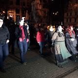 Halloween Fesztivál a Vörösmarty téren 121031