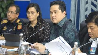 Soal BLT Rp 600.000 per Bulan, Erick Thohir: Bukan untuk PNS dan Pegawai BUMN