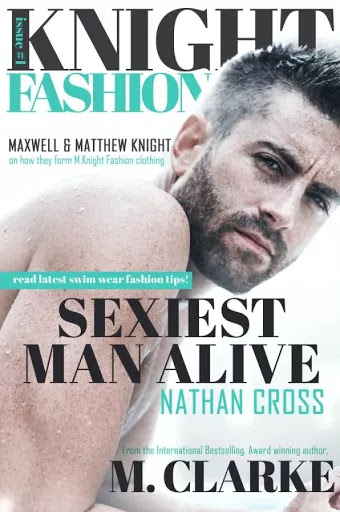 #BookReview: Sexiest Men Alive by M. Clarke