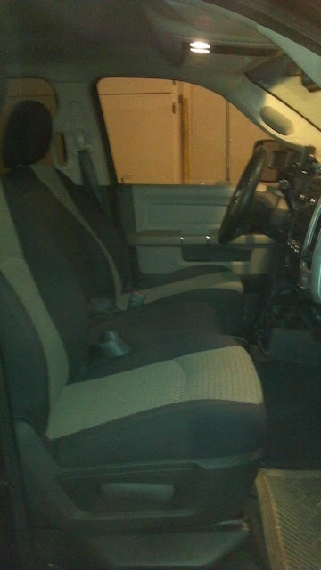 Anyone Do A Front Seat Console To Jump Seat Swap Dodge