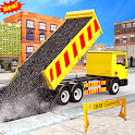 Grand City Road Construction Sim 2018 icon