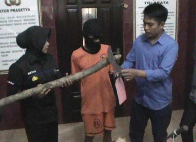 Polisi Ringkus Pembunuh Suhartono