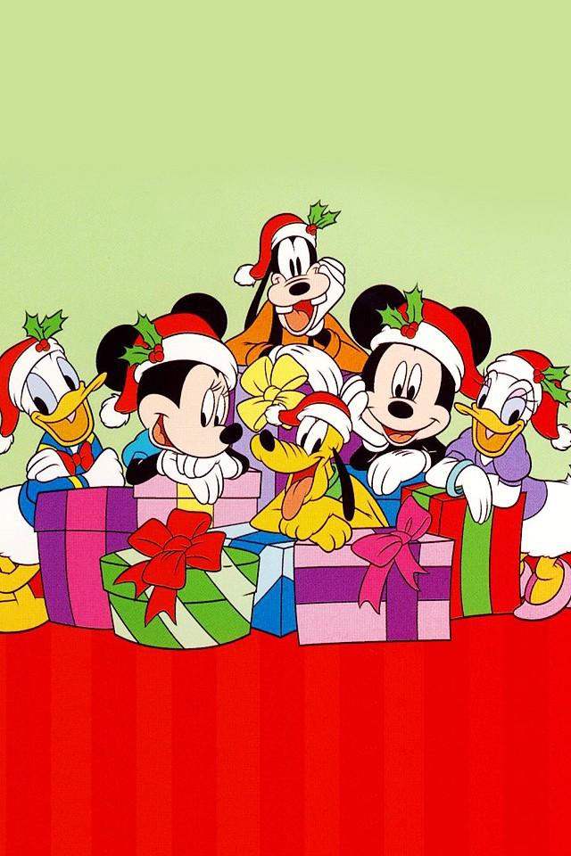 Mickey Mouse Minnie Mouse and Friends Wallpapers