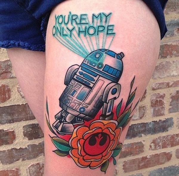 este_adorvel_voc__minha_nica_esperança_tatuagem