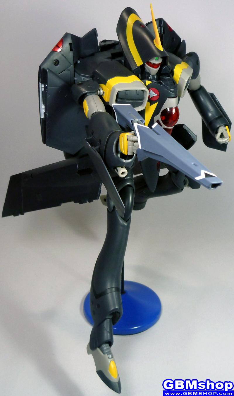 Macross Dynamite 7 VF-22S Sturmvogel II Gamlin Custom Battroid Mode