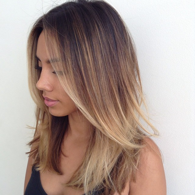 2018 Medium Layered Haircuts to Light You Up 1