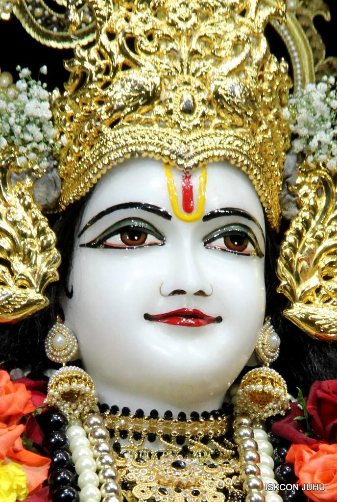ISKCON Juhu Sringar Deity Darshan 7 Jan 2017  (35)
