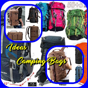 Ideas Of camping Bags - náhled