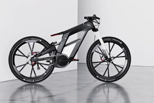 Gizmo Wired  Beautiful and Powerful  Audis E Bike W  rthersee