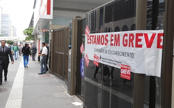 BANCÁRIOS TERÃO REUNIÃO PELA PARTE DA TARDE