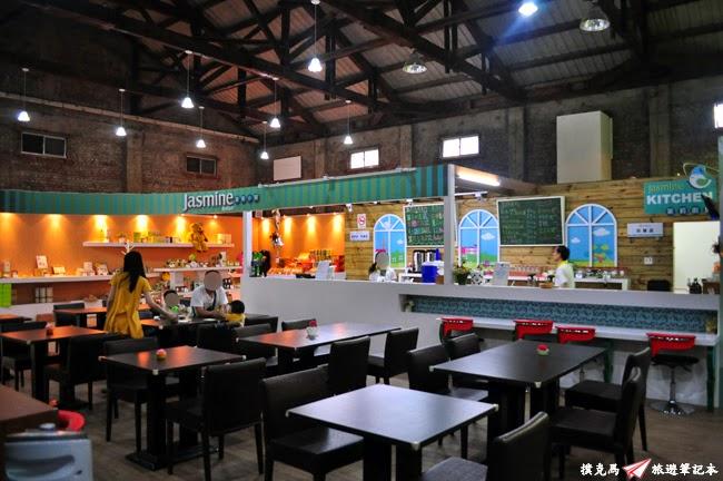 茉莉花壇夢想館用餐區