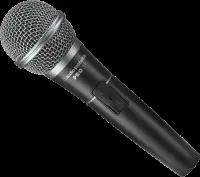 الميكروفون Microphone