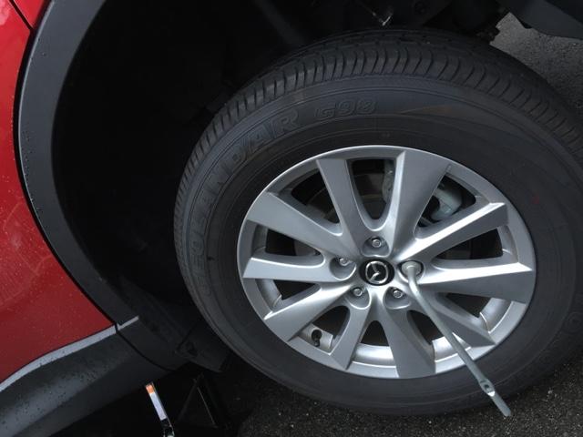 タイヤ 空気圧 スタッドレス