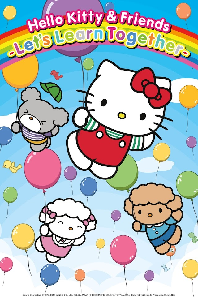Hello Kitty & Friends – Let's Learn Together