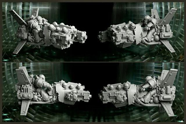 Motojet Hitech miniatures