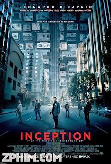 Kẻ Cắp Giấc Mơ - Inception (2010) Poster