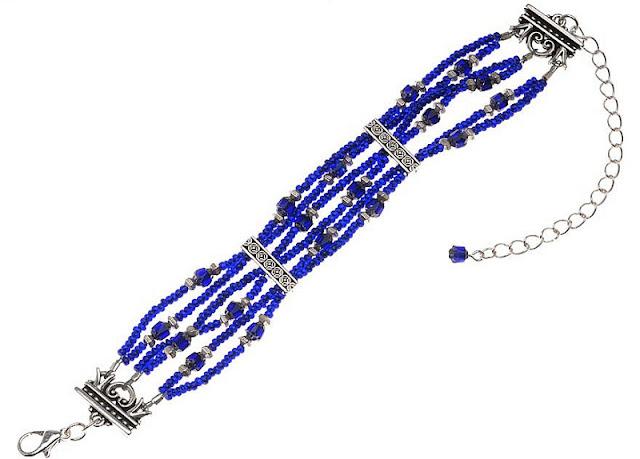 Ahava Bracelet by Beadaholique