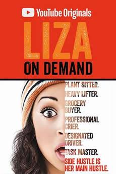 Baixar Liza on Demand 1ª Temporada Completa - Dublado Torrent Grátis