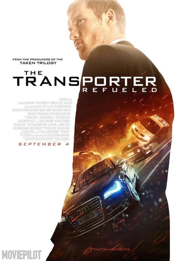 Người Vận Chuyển 4 - Transporter Season... (2015)