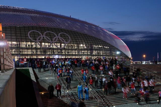 Bolshoy Ice Dome, Sochi Olympics