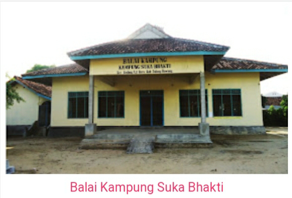 Kampung Suka Bhakti  Kecamatan Gedung Aji Baru  Diduga Banyak Penyimpangan Dana Desa