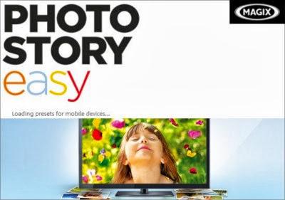 MAGIX Photostory easy 1.0.3.15 – Creando presentaciones de diapositivas