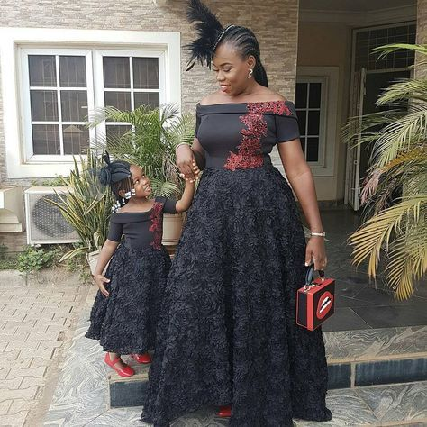 POPULAR AFRICAN CLOTHING WOMAN STYLES 2019 1
