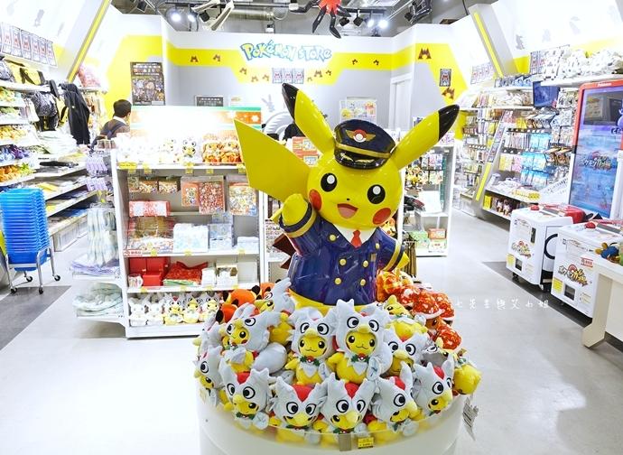 2 成田機場 寶可夢 神奇寶貝 皮卡丘 口袋怪獸 專賣店 東京旅遊 東京自由行 日本自由行