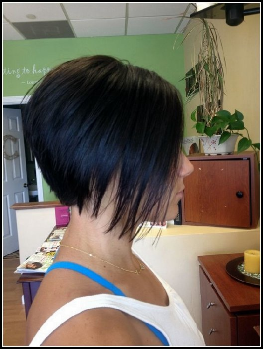 Trendy A-Line Bob Hairstyles 2018: Simple Short Haircuts 2018 4