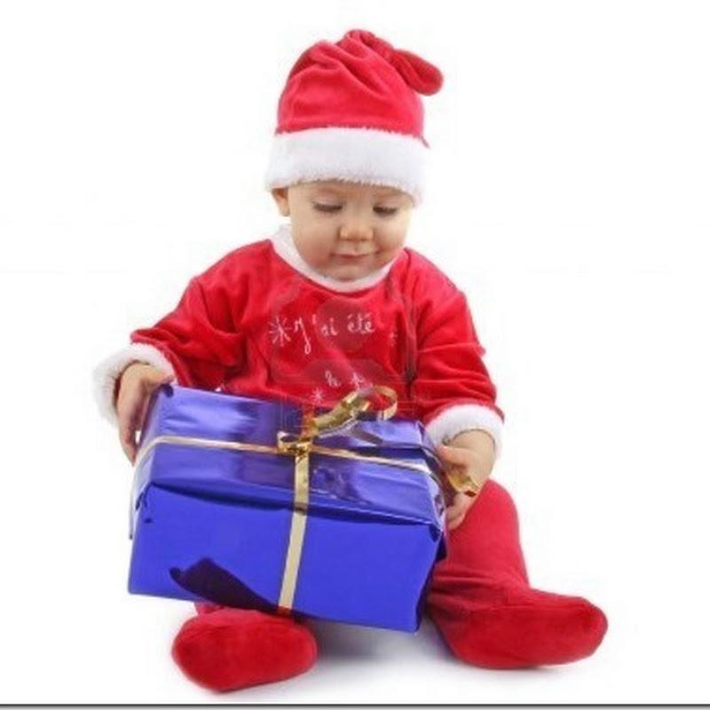 Fotos grandes bebes Navidad