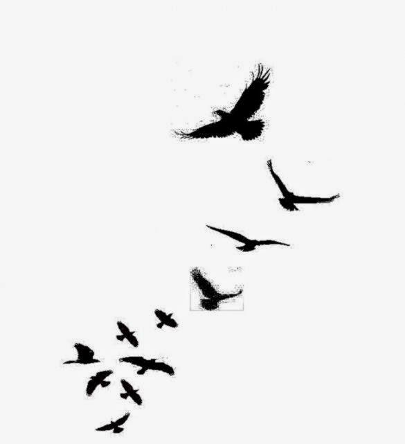 Bird tattoo by MarisaMargie on DeviantArt