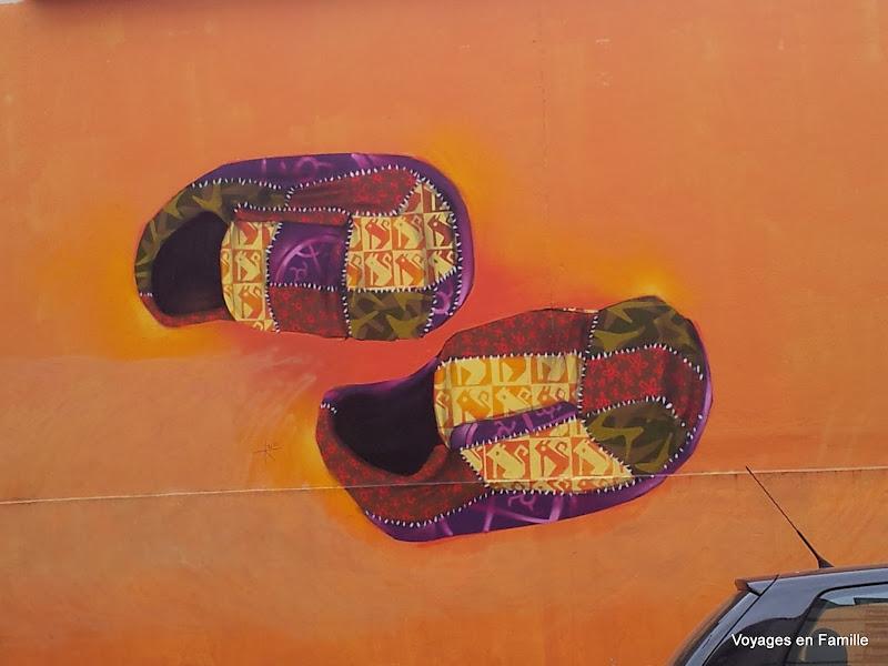 Street art - Tolbiac