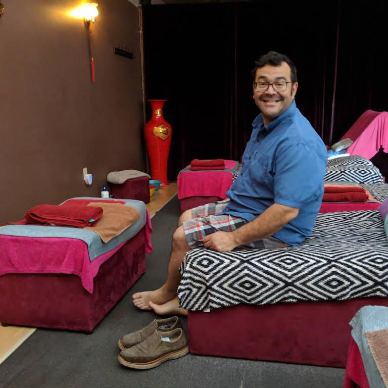 Hawaiian foot massage everett