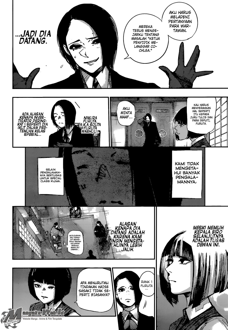Tokyo Ghoul: Re Chapter 100-6