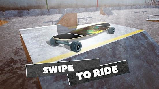 True Touchgrind Skate Board 3D - náhled