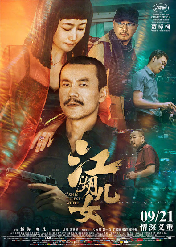 Ash is Purest White China / France Movie