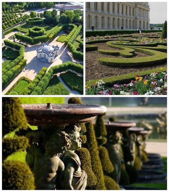 Ogród Francja