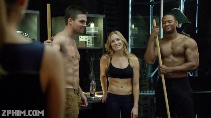 Ảnh trong phim Mũi Tên Xanh 2 - Arrow Season 2 3