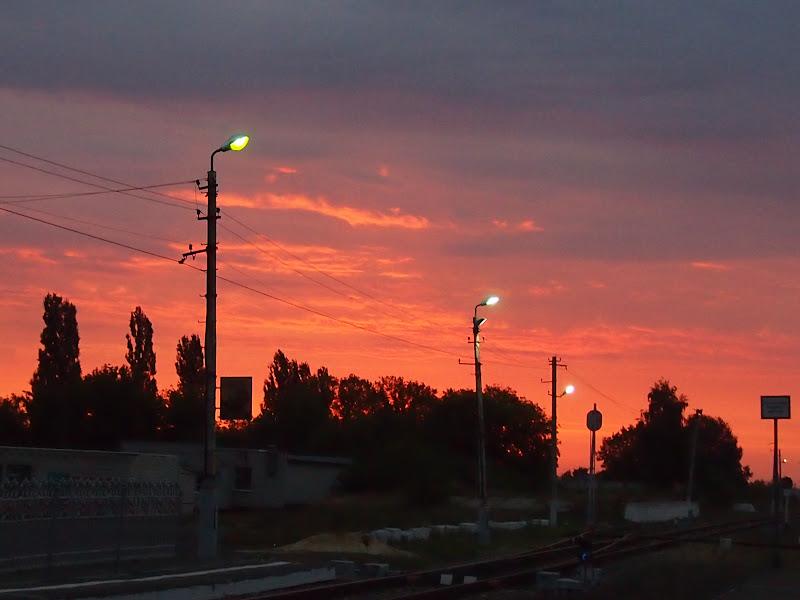 железная дорога, Черемсиново